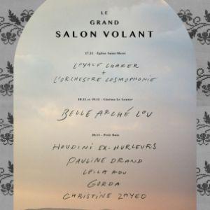 Le Grand Salon Volant  : Houdini + Pauline Drand + guests @ Petit Bain - PARIS