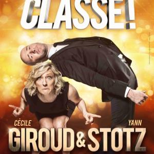 Billets  Cécile Giroud et Yann Stotz - Classe - Théâtre le Colbert