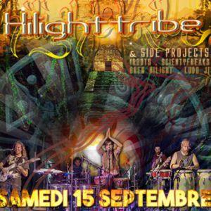 HILIGHT TRIBE @ Glazart - PARIS 19