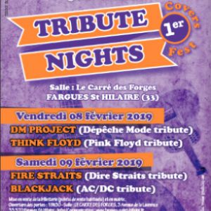 Tribute Nights - 1Er Cover Fest - Vendredi 8 Février