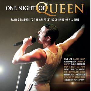 One Night Of Queen, Performed By Garry Müllen...