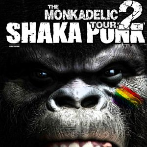 Shaka Ponk - Monkadelik Tour Part.2