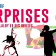 """Spectacle """" SURPRISES ! """" DE G. LALOY à NAMUR @ GRANDE SALLE - THEATRE DE NAMUR - Billets & Places"""