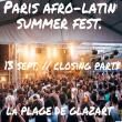 Soirée Paris Afro-Latin Summer Fest. à PARIS 19 @ Glazart - Billets & Places