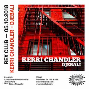 REX CLUB PRESENTE @ Le Rex Club - PARIS