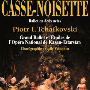 Ballet de Kazan - Casse-Noisette @ La Chaudronnerie - Salle Michel Simon - LA CIOTAT