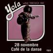 Concert YOLA à Paris @ Café de la Danse - Billets & Places