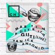 Concert Candyhouse : GUTI + MARTIN BUTTRICH + YANNICK ANTONIO  à RAMONVILLE @ LE BIKINI - Billets & Places