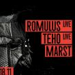 Soirée Romulus (live), Teho (live), Marst à PARIS @ Wanderlust - Billets & Places