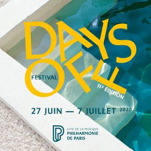 Days Off 2020 - Orch. De Paris - Philip Glass / Steve Reich