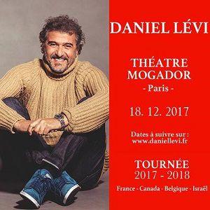 DANIEL LEVI @ Théâtre Mogador - Paris