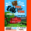 Concert L'ETE FREE YOUR FUNK#2 à PARIS @ Mona Bismarck American Center - Billets & Places