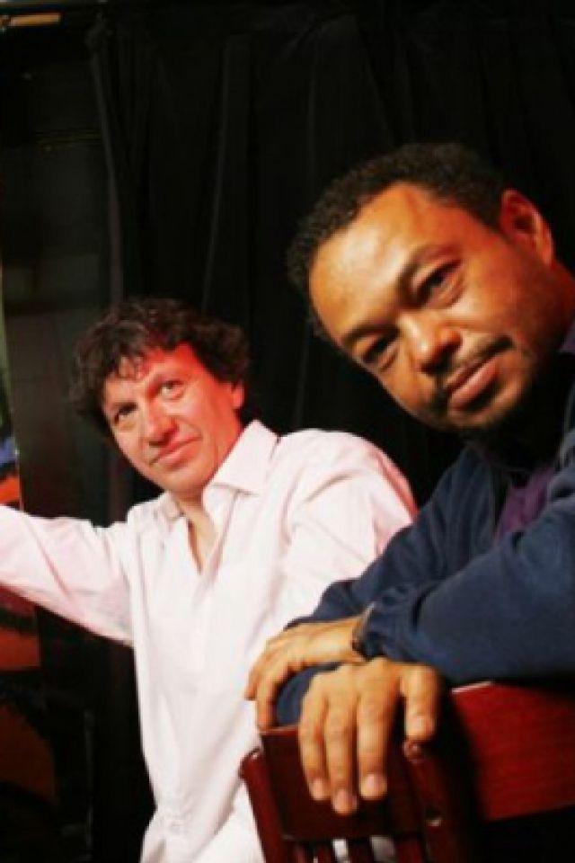 Mario CANONGE & Michel ZENINO Duo Jazz @ Le Baiser Salé Jazz Club - PARIS
