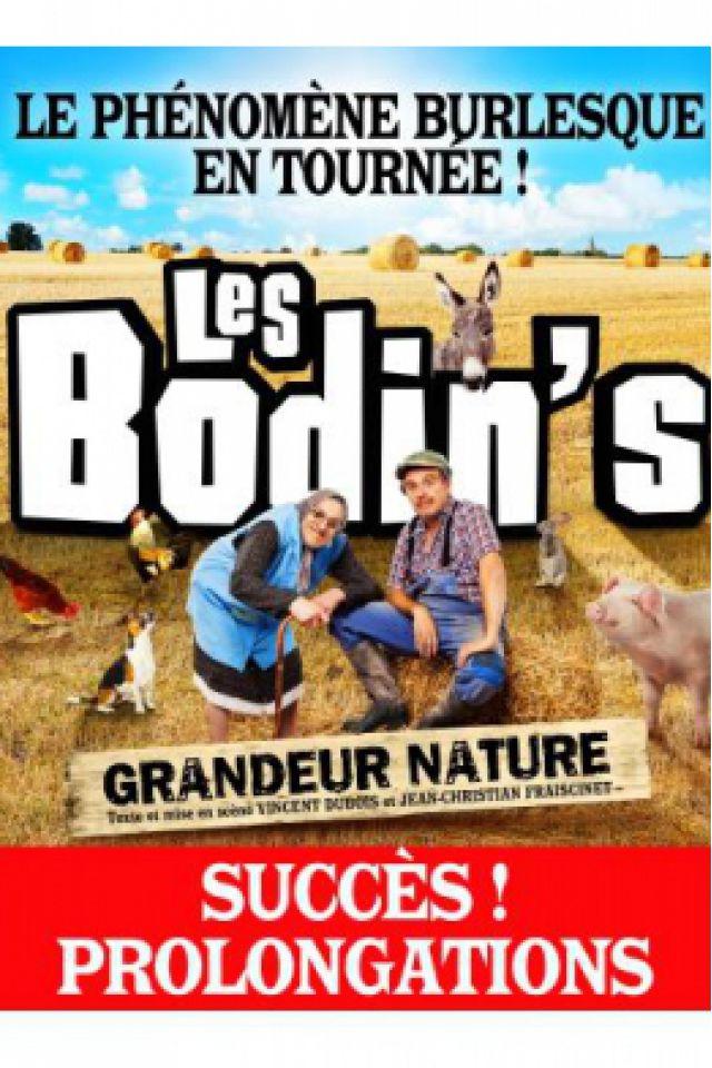 LES BODIN'S GRANDEUR NATURE @ Zenith de Nancy - Maxeville