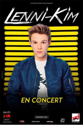 Concert LENNI-Kim à BOISSEUIL @ ESPACE CROUZY - Billets & Places