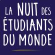 Concert NUIT DES ÉTUDIANTS DU MONDE à Besançon @ La Rodia Grande Salle (debout) - Billets & Places