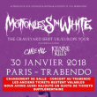 Concert MOTIONLESS IN WHITE + CANE HILL + ICE NINE KILLS à Paris @ Le Trabendo - Billets & Places