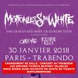 Concert MOTIONLESS IN WHITE + CANE HILL + ICE NINE KILLS à Paris @ Le Trabendo - Billets & Places