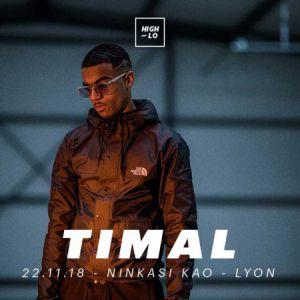 TIMAL @ Ninkasi Gerland / Kao - LYON