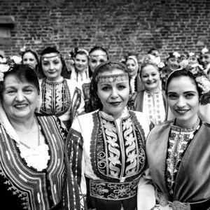 Le Mystère Des Voix Bulgares - Théâtre Les Quinconces