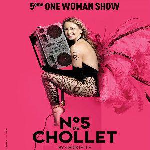 Christelle Chollet : N°5 De Chollet