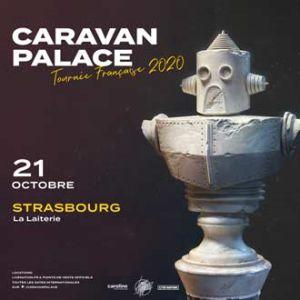 Caravan Palace + 1Ère Partie