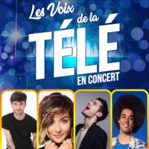 Les Voix De La Télé : Priscilla Betty, Jérémy Charvet, ...