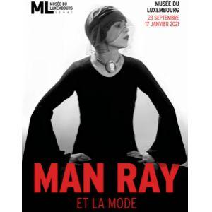 Visite Guidée Expo Man Ray Et La Mode, Au Musée Du Luxembourg