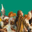 "Billet exposition ""Visiteurs de Versailles 1682-1789"""