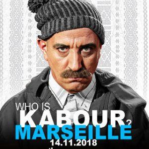 HASSEN EL FAD @ LE SILO - MARSEILLE