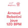 Festival ARTY FARTY, 20 ANS ! ARNAUD REBOTINI JOUE 120 BPM à LYON @ GRANDE SALLE-AUDITORIUM DE LYON - Billets & Places