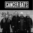 Concert Cancer Bats + Guest à Nantes @ Le Ferrailleur - Billets & Places