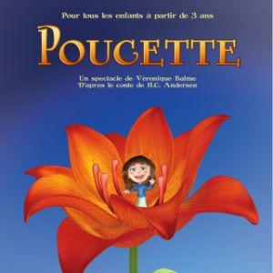 Poucette D'après Le Conte D'andersen