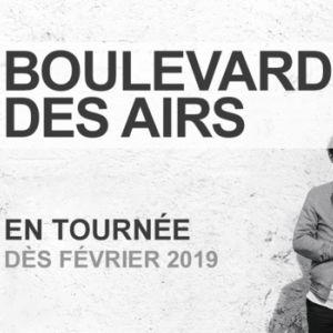 Boulevard Des Airs + Première Partie