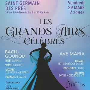Les Grands Airs Et Ballets D'opéra