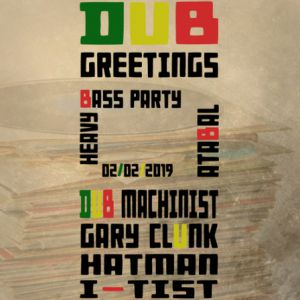 Equal Brothers Meets Dub Machinist, Gary Clunk, Hatman Et I-Tist