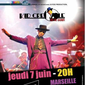 KID CREOLE & THE COCONUTS @ Château de la Buzine - MARSEILLE