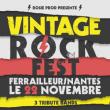 Concert Vintage Rock Fest à Nantes @ Le Ferrailleur - Billets & Places