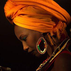 Fatoumata Diawara @ Théâtre Romain Rolland - VILLEJUIF