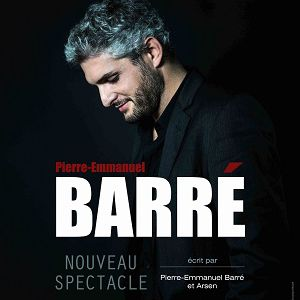 Spectacle PIERRE EMMANUEL BARRE