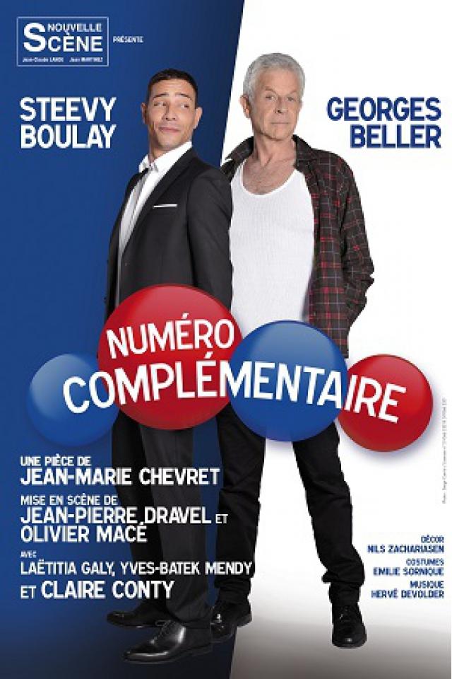 NUMERO COMPLEMENTAIRE @ Espace Chaudeau - Ludres