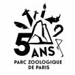 """BILLET """"5 ANS"""": ADULTE + ENFANTS GRATUITS (<13 ans) à PARIS @ Parc Zoologique de Paris - Billets & Places"""