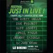 Concert JUST IN LIVE à RAMONVILLE @ LE BIKINI - Billets & Places