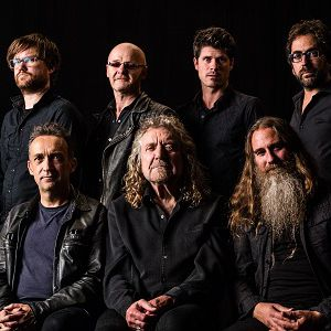 ROBERT PLANT & THE SENSATIONAL SPACE SHIFTERS @ THEATRE JEAN DESCHAMPS - CARCASSONNE