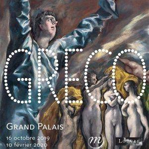 Visite Guidée De L'exposition Greco, Au Grand-Palais, Porte H