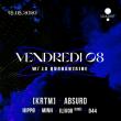 Soirée VendrediQ8 w/ La Quarantaine à PARIS 19 @ Glazart - Billets & Places