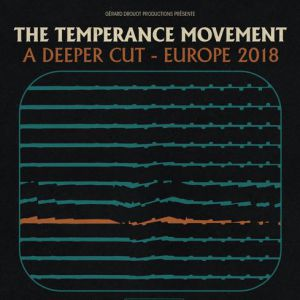 THE TEMPERANCE MOVEMENT @ Le Trabendo - Paris