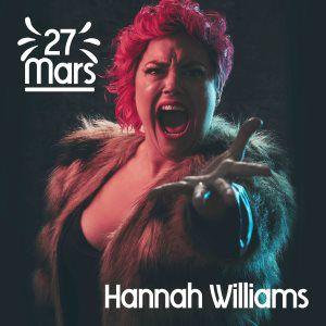 Hannah Williams + Tanika Charles