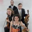 Concert Quatuor Florestan et Eveline Rudolf