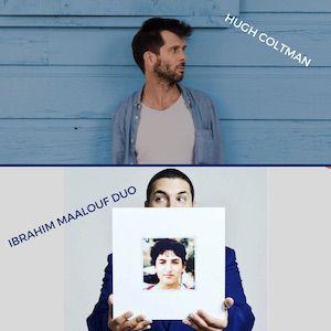 "Hugh Coltman ""Who's Happy?"" / Ibrahim Maalouf ""Quelques Mélodies"""